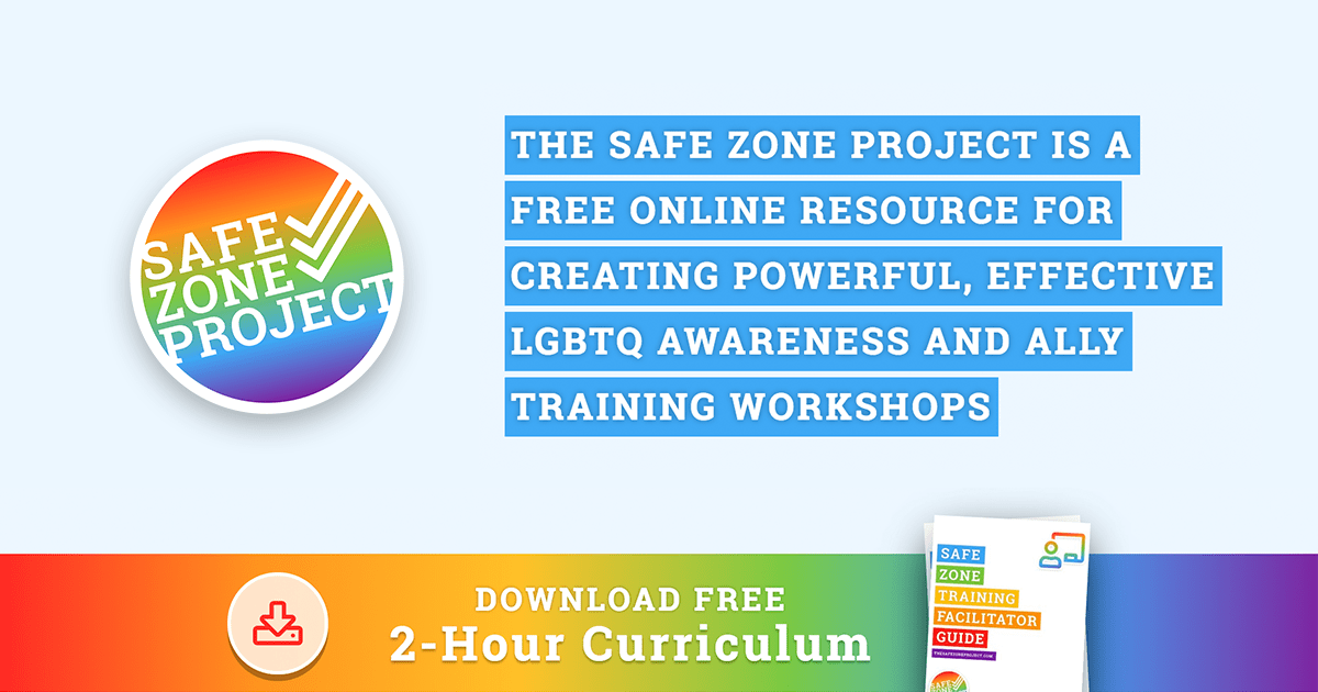 The Safe Zone Project
