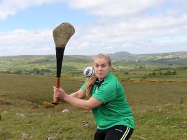 Action from the 2015 Poc Fada in Glenarm