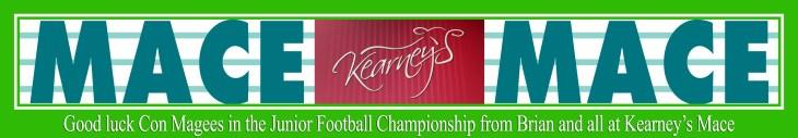 Kearney's mace copy