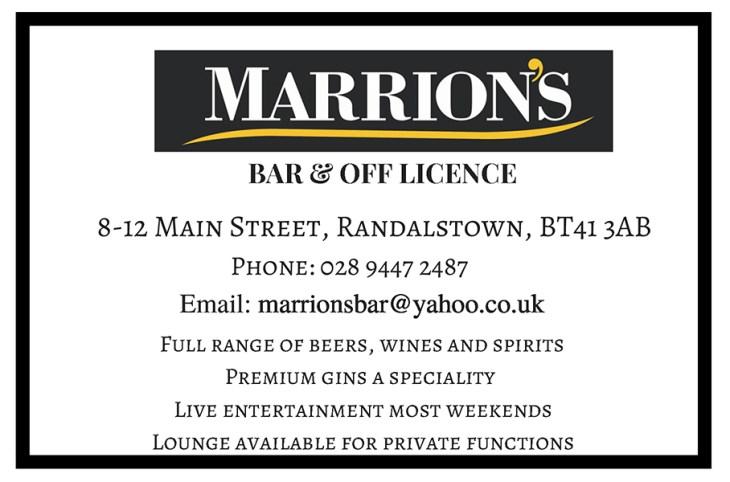 Marrion's Bar & Off Licence