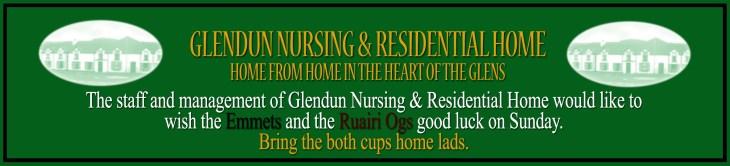 Glendun Nursing Home ad copy2