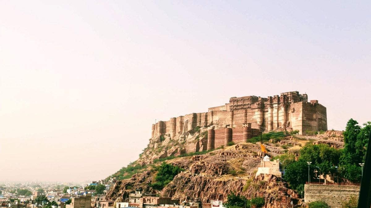 Jodhpur- the blue royal city of Rajasthan Part 1