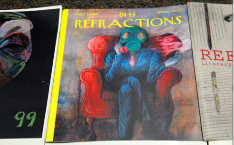 Refractions offers oasis for creative writers