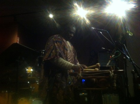 Guest storyteller presents oral and musical history of Guinea