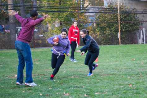 Competition heats up prior to Powderpuff