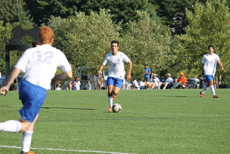 Player Profile: Oliver Priebe, boys soccer