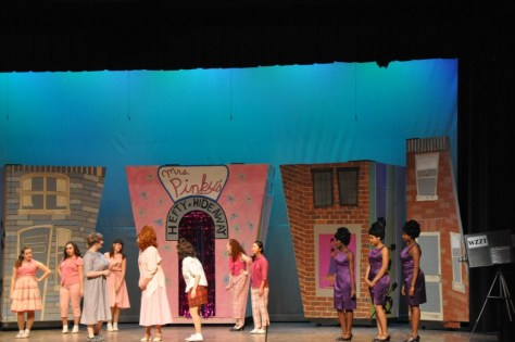 "Review of Musical: ""Hairspray"""