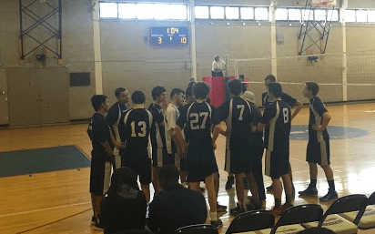 Game of the Week: Boys Volleyball Drops Match to Newton North