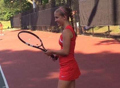 Girls tennis falls to Andover in state semifinals to end season