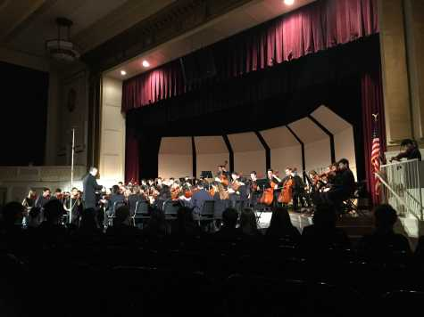 Review: Orchestra/Camerata Concert