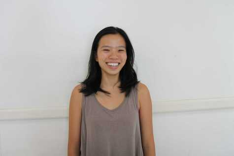 Sofia Tong, Co-Editor in Chief