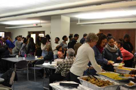 African American and Latino Scholars Program Hosts Community Kwanzaa dinner