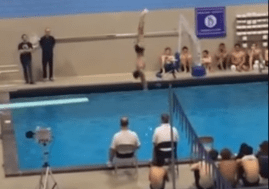 Boys diving team develops mental aspect of sport
