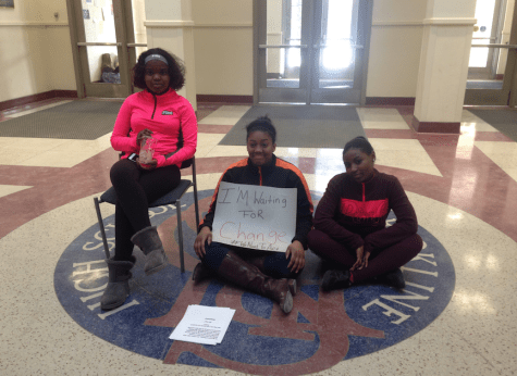 January rife with conversations on race and increasing protest