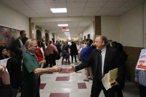 School committee and BEU sign agreement
