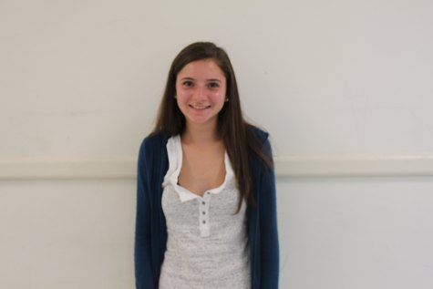Jillian Goldstein, Opinions Writing Managing Editor