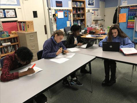 LAHB classes build confidence in reading