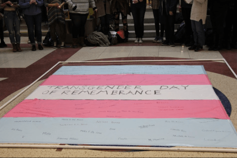 Transgender Day of Remembrance 2016