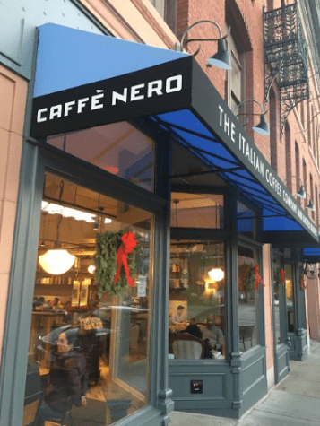 Review: Caffè Nero