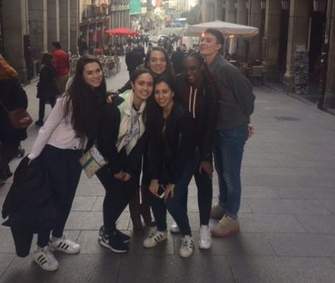 Students Blog Spain Trip