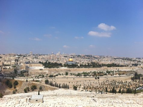 Blog: A desire for Jerusalem to be capital