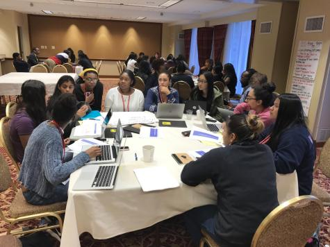 Students attend MSAN conference to decrease discipline gap