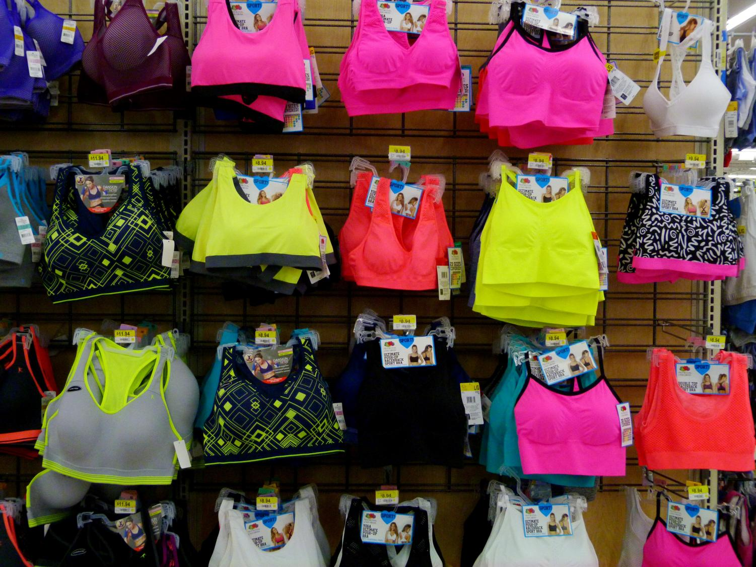 Shopping for bras for the first time can be a frightening ordeal for young buyers.