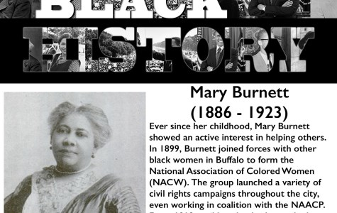 Black History Month: Mary Burnett