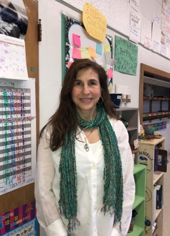 Driscoll Teacher Feature: Francesca Stark