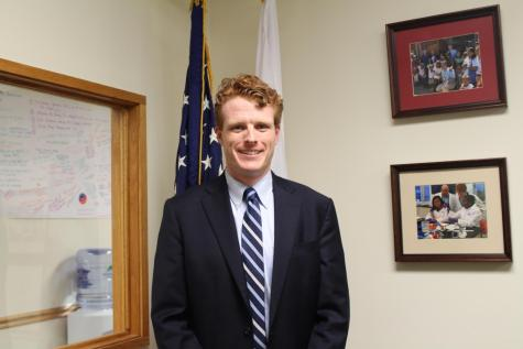 Q&A with Congressman Joseph P. Kennedy III