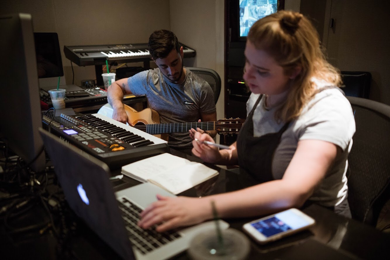 Mia Minichiello '09 is working in Los Angeles, California as a songwriter after studying music at the high school and the University of Southern California. Many artists who graduate from the high school pursue a career in art and credit their high school teachers with their success.