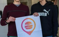 Student-created app brings new food options