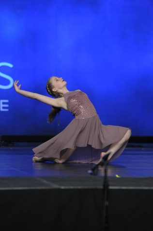 Intensive dancer finds self-expression through craft