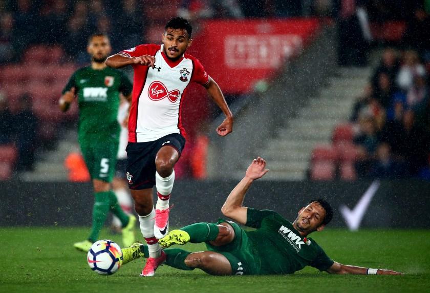 Southampton v FC Augsburg - Pre-Season Friendly