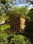 Exterior view with Natural Cedar siding.
