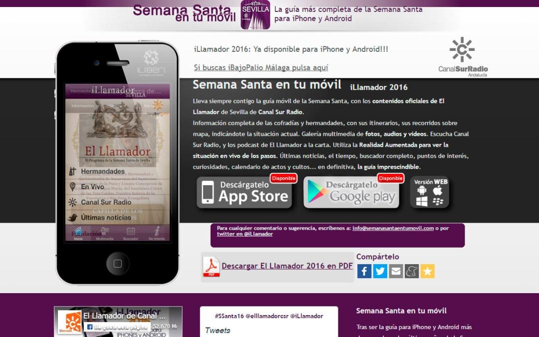 Las Apps de Semana Santa que triunfan por toda la geografía española
