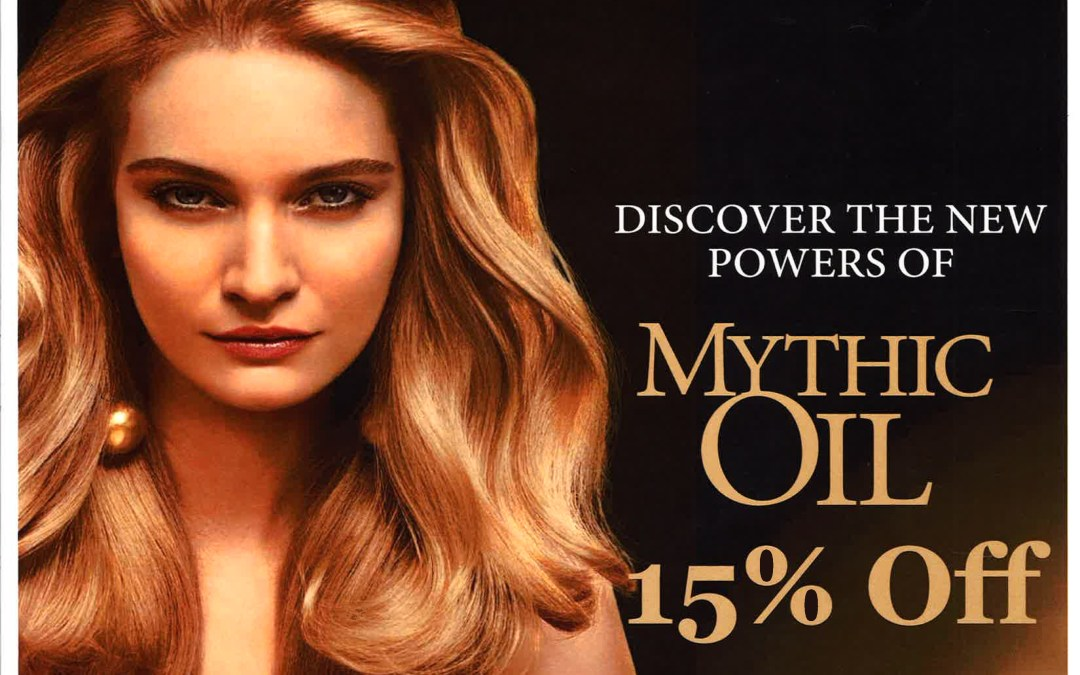 June Promo on Mythic Oil!