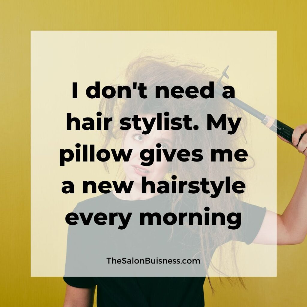 147 best hair quotes sayings for