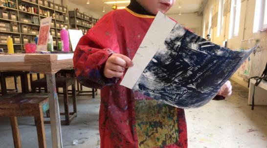 Kinderkunsthaus - Fertig