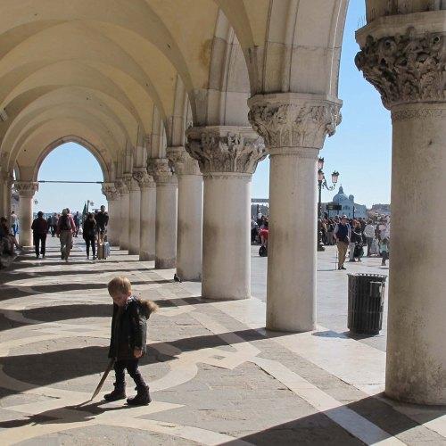 Buon giorno, bambini! – Venedig mit Kindern Teil II