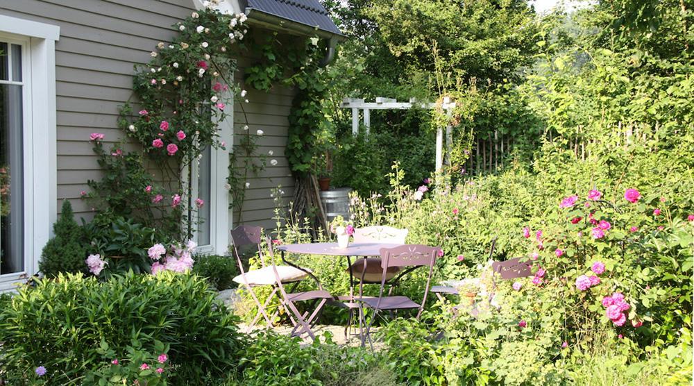 Cottage Garten Lässig Elegant Very British The Salonette Stories