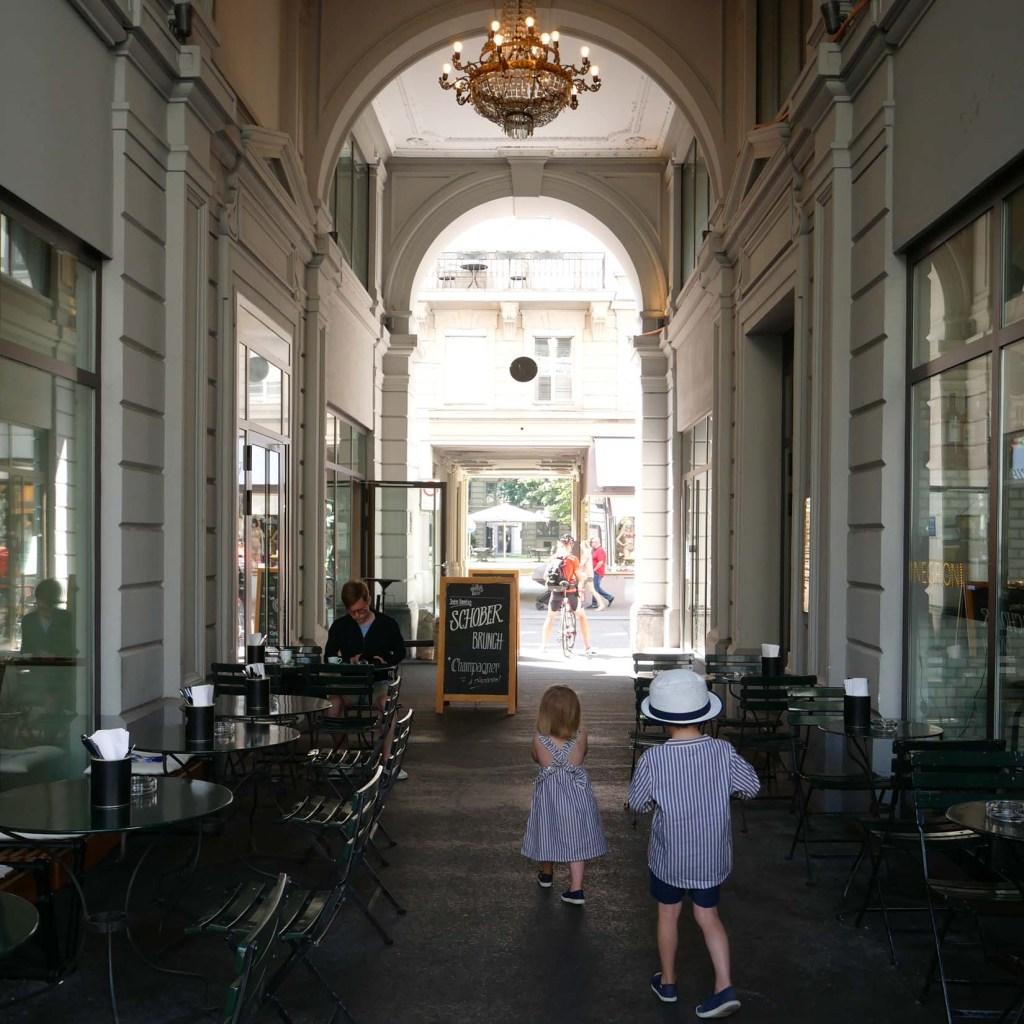 Zürich mit Kindern - Innenstadt
