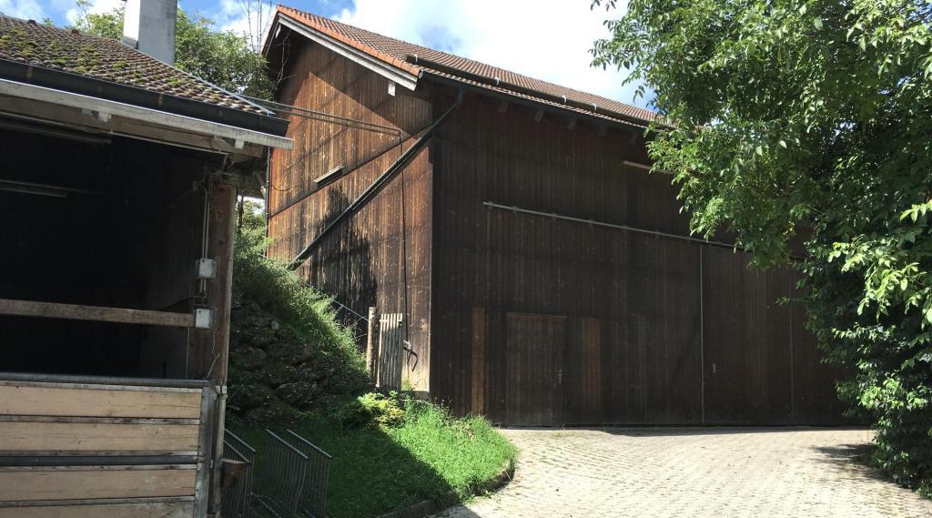 Bauernhof Hermannsdorfer - Scheune