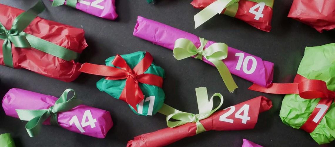 """Zauberhafter """"Countdown""""  – Adventskalender für Geschwister"""