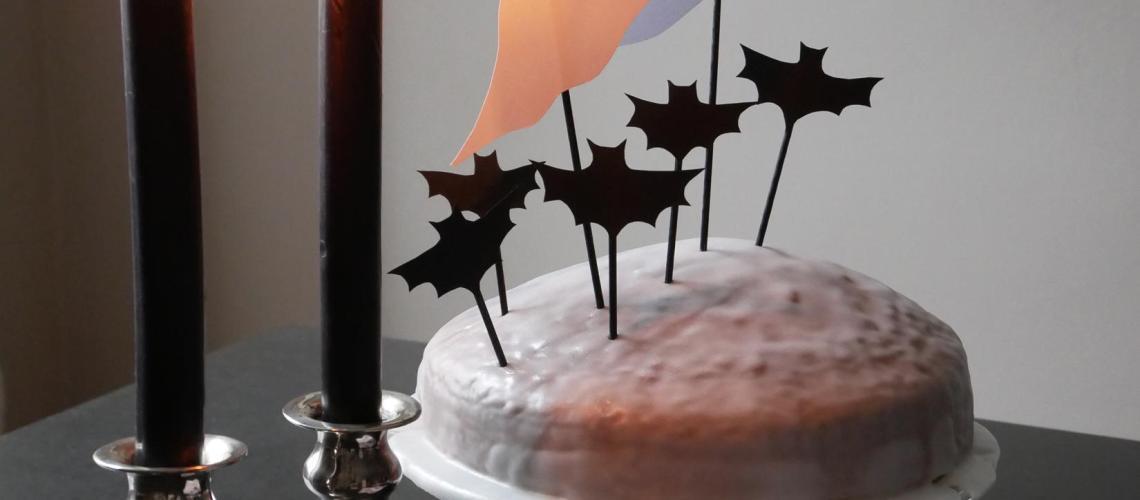 Geisterstunde! – Teatime mit Halloween-Kuchen