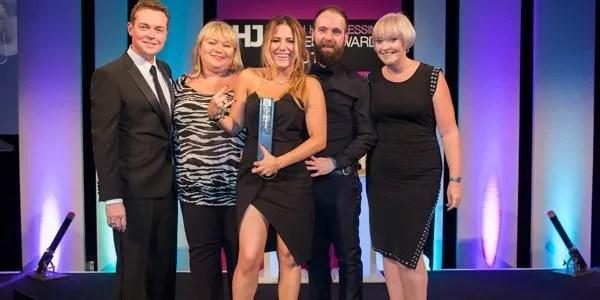 HJ awards
