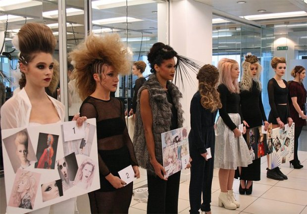 electric hair competition