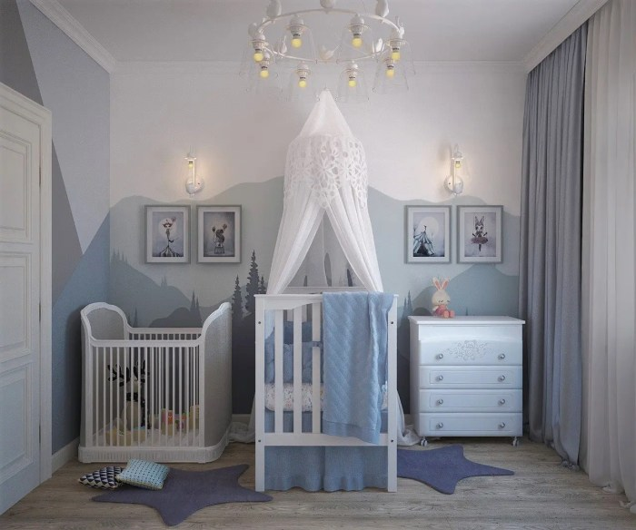Nursery Inspiration - A perfectly, pastel bedroom for your young child.