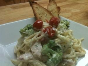 Maitre 'd Chicken Pasta, Easy Meals, Chicken Pasta