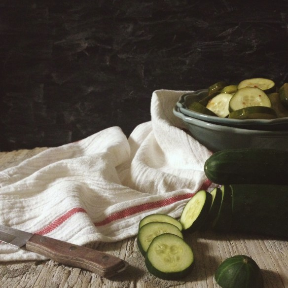 Nanny's Homemade Pickles